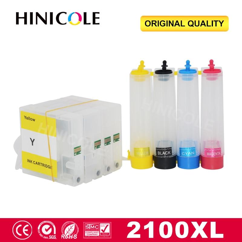 Hinicole-نظام الحبر المستمر لطابعة Canon ، PGI 2100 ، MAXIFY ، Ib4010 ، IB4110 ، MB5110 ، MB5310 ، MB5410