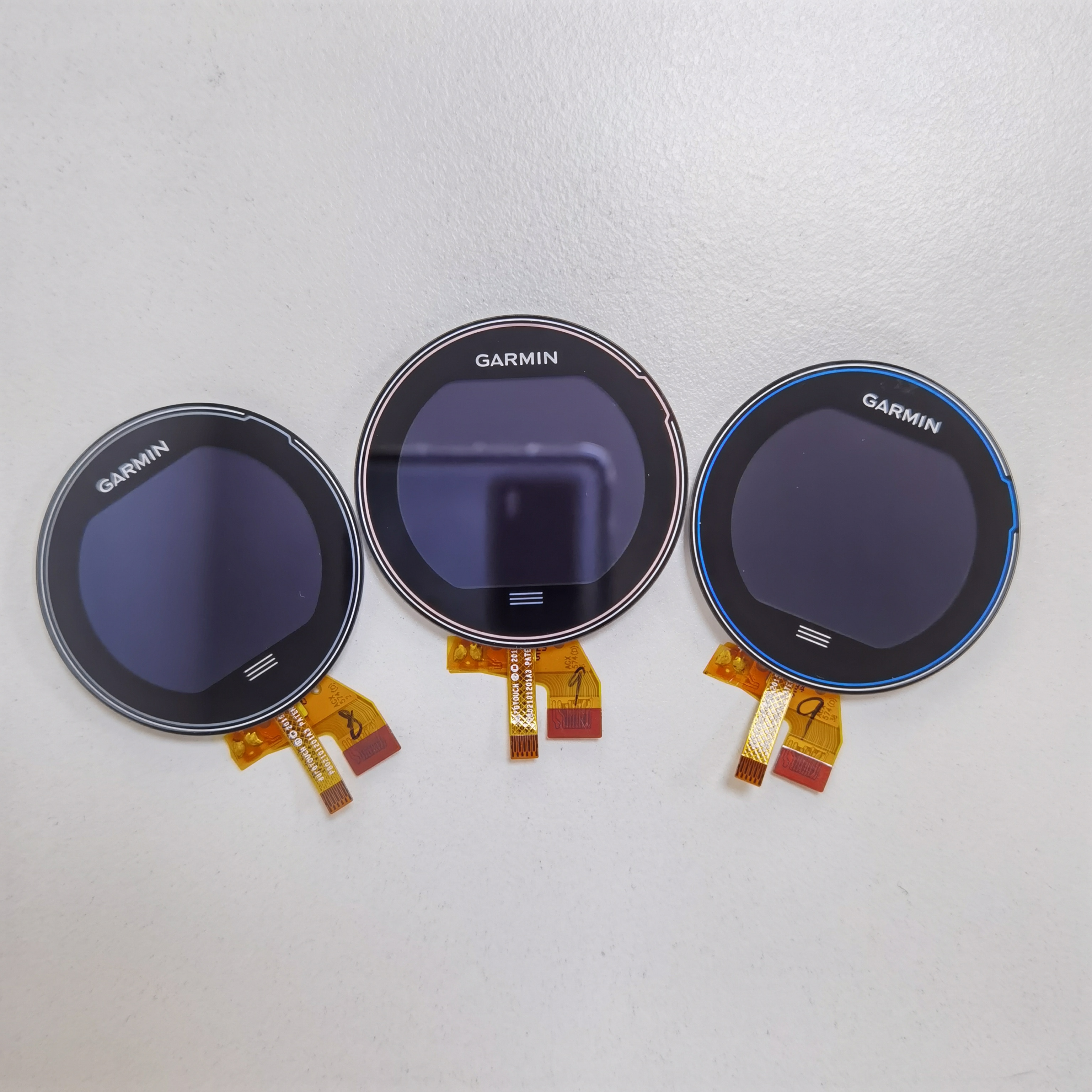 Forerunner 630 شاشة الكريستال السائل للغارمين Forerunner 630 LCD قطع غيار للشاشة إصلاح