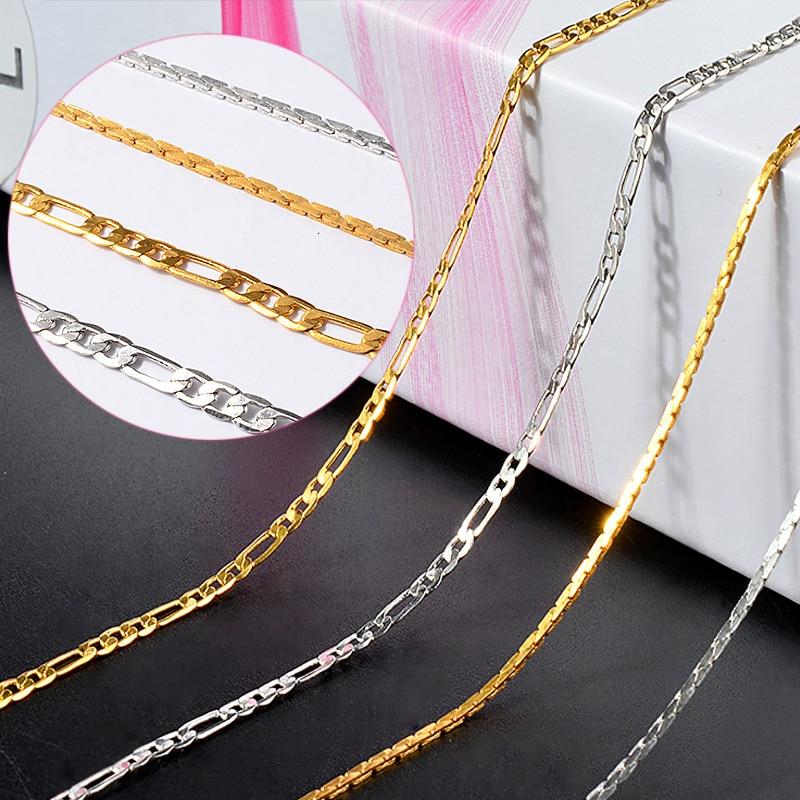 Cadenas de Metal de aleación para arte en las uñas, 1 bolsa de 50cm, adornos dorados en 3D, espátula, accesorios de joyería para manicura