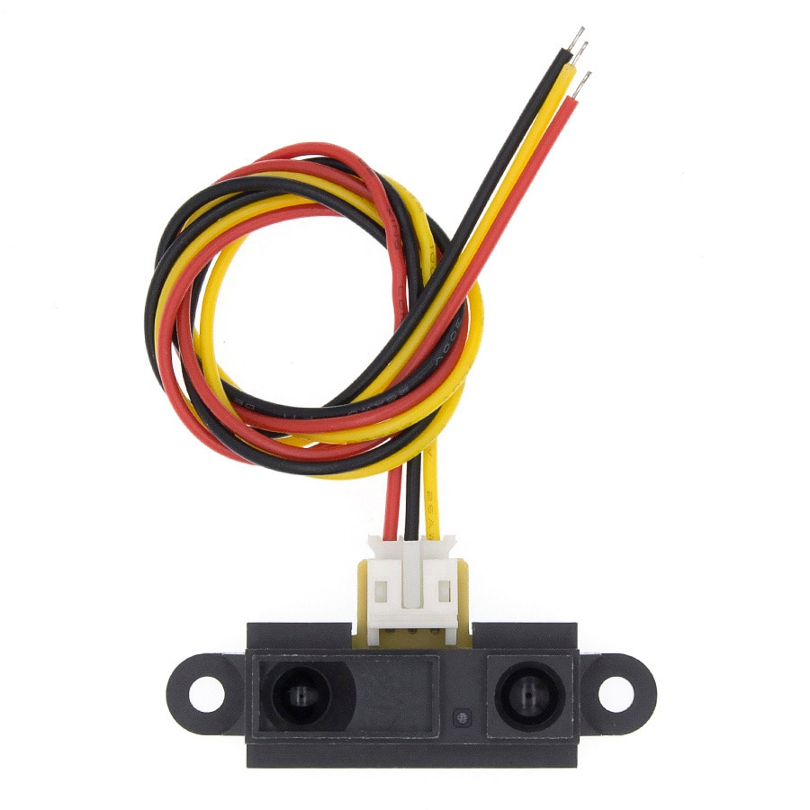 Sensor IR GP2Y0A21YK0F Sensor de medición de distancia de detección de 10 a 80cm con Cable