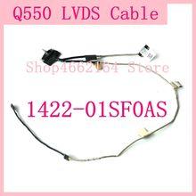 Q550 LVDS كابل ل ASUS Q550 Q550L Q550LF LCD LVDS كابل 1422-01SF0AS LCD محمول شاشة خط كابل