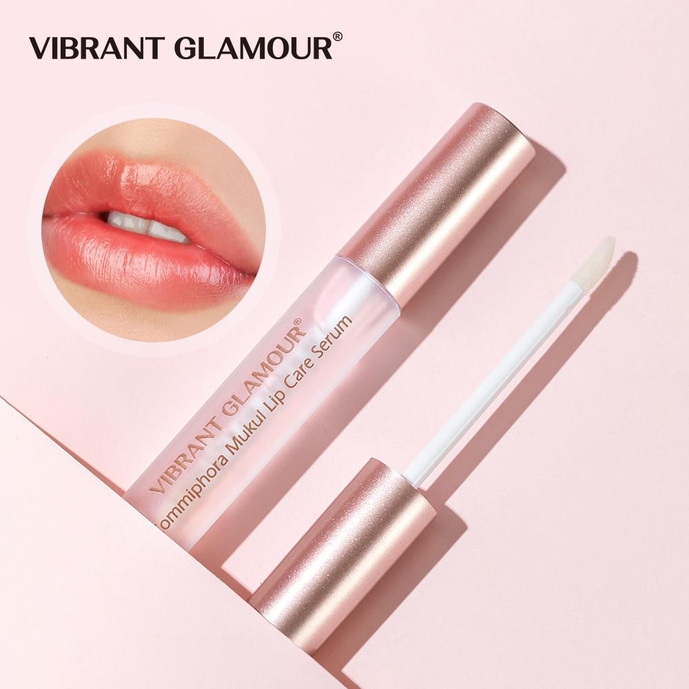 VIBRANT GLAMOUR Instant Volumising Lip Plumper Moisturizing Protect Lips Reduce Wrinkles Prevent Peeling Dryness Lip Care 4ml