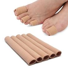 Fabric Finger Toe Protector Separator Applicator Pedicure Corn Callus Remover Hand Pain Relief Soft