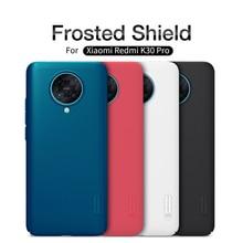 Voor Xiaomi Pocophone F1 Case Poco F2 Pro Nillkin Super Frosted Pc Shield Matte Hard Cover Voor Xiaomi Redmi k30 Pro Cover