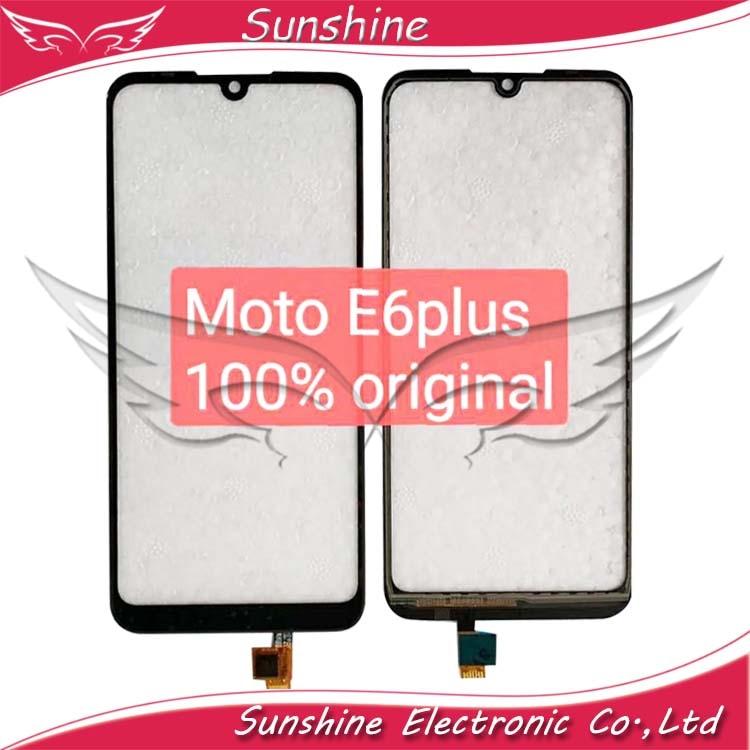Touch Screen For Motorola Moto E6 Plus Touchscreen Touch Screen Digitizer NO LCD