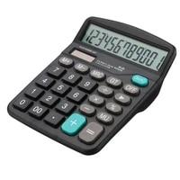 solar battery desktop calculator basic 12 digit large display office business