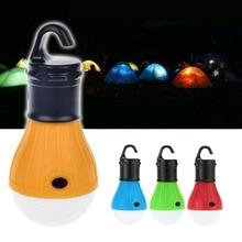 Mini Portable Lantern Tent Light LED Bulb Emergency Lamp Waterproof Hanging Hook Flashlight for Outdoor Camping Lamp Night Light