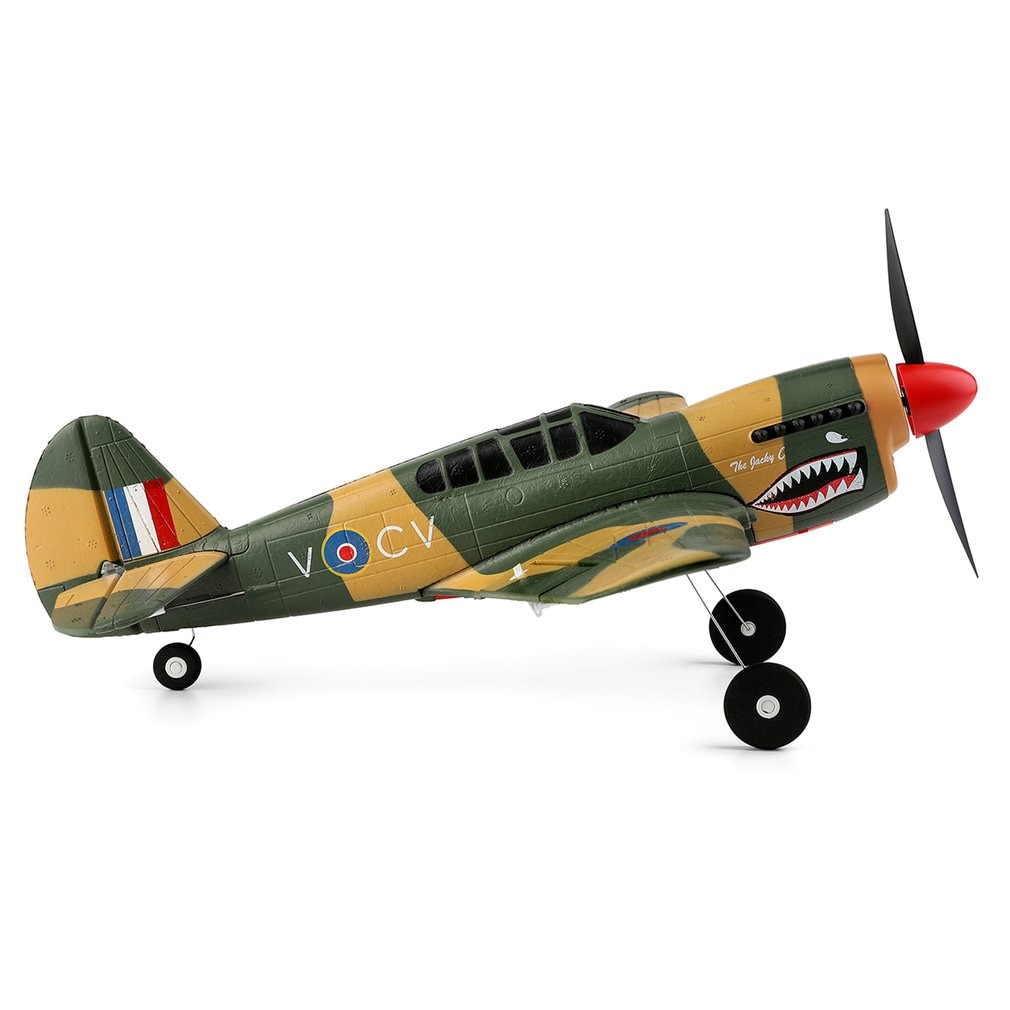 RC Plane Remote Control Fighter WLtoys A220 Four-Channel Like Real Machine Glider Unmanned Aircraft Model Outdoor Toy Gift enlarge