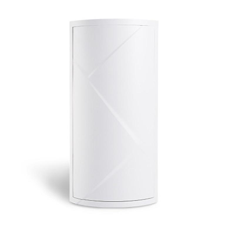 الحمام 360 درجة الدورية الجرف المطبخ المرحاض الجرف رف زاوية تخزين الحمام مقصورة حوامل تخزين متعدد الطبقات