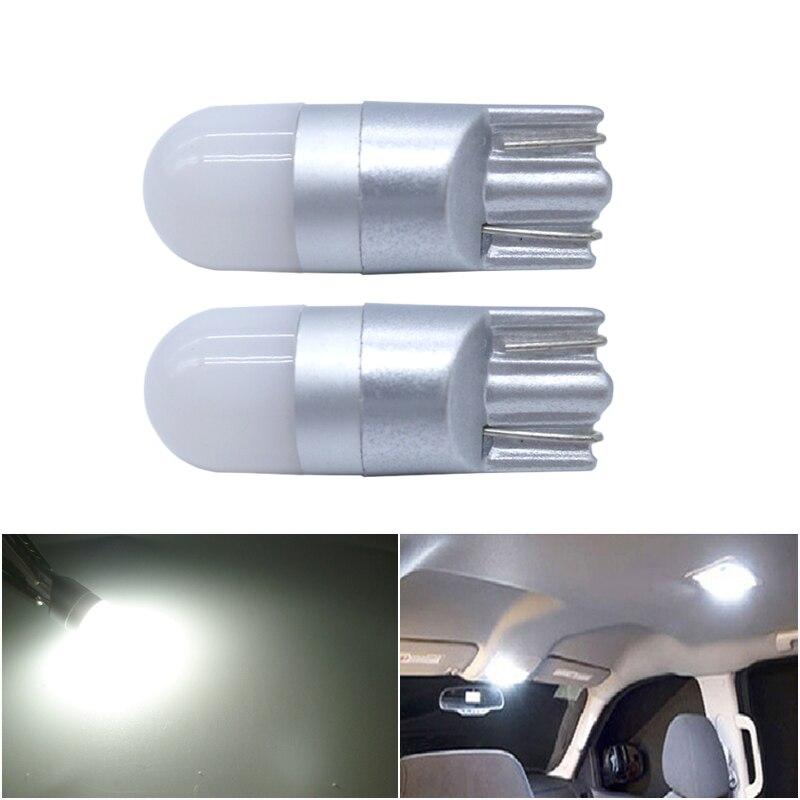 2x T10 W5W LED Lumière de Dégagement Marqueur Ampoule Pour Kia Rio 2 3 4 Ceed Cerato K3 K4 K5 Mazda 3 5 6 GH CX-5 CX5 CX3 CX-7