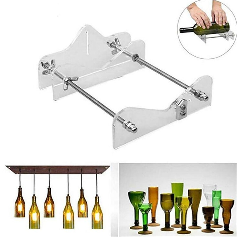 Инструмент для резки стеклянных бутылок, профессиональный инструмент для резки бутылок, резак для стеклянных бутылок, инструменты для самостоятельной резки вина, пива 2020, Новинка