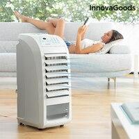 InnovaGoods Portable Evaporative Air Cooler 4.5 L 70W Grey