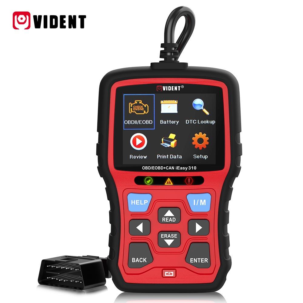 Lector de código OBDII y herramienta de diagnóstico de coche OBD2 escáner ODB2