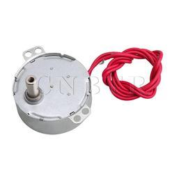 Motor síncrono 15-18 rpm da engrenagem da velocidade do motor da c.a. 12 v de cnbtr diy parte