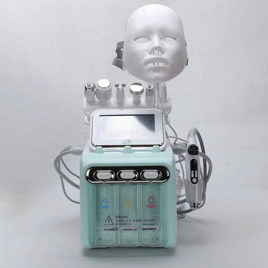 7 in 1 Latest Hot Product Multi-Functional Hydro Dermabrasion Skin Rejuvenation for SPA