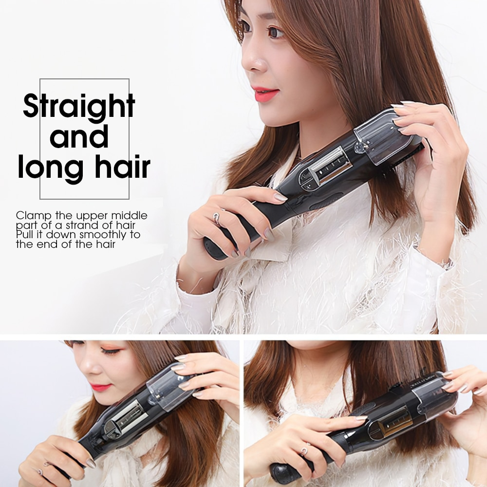 Hair Split Trimmer 2021 New USB Charging Professional Hair Cutter Smooth End Cutting Clipper Beauty Set Bag Product Dual 1/4