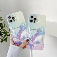 luxury card package phone case for iphone 12 pro max xs max x xr se2020 7 8 plus popular cute cover soft shell for 11 pro max 7p