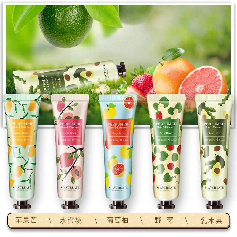 New Product 30g Plant Essence Hand Cream Moisturizing Anti-cracking Hand Cream Lotion Natural  Hand Cream Whonting недорого