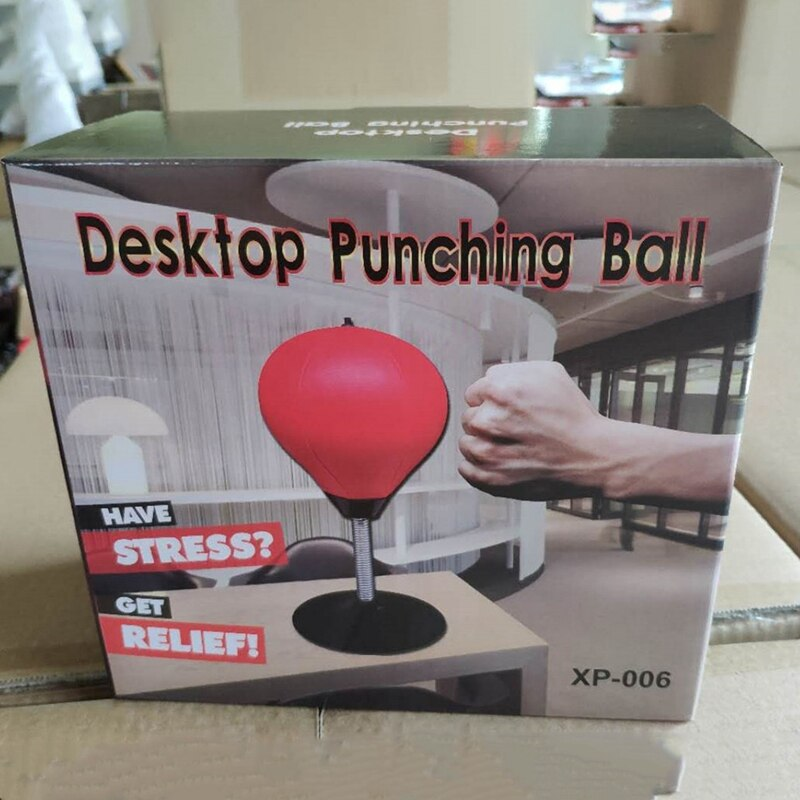 Vent Ball Stress Balls for Teens Boxing Bag Desk Toys Punching Bags Stress Relief Stress Relief Toys enlarge