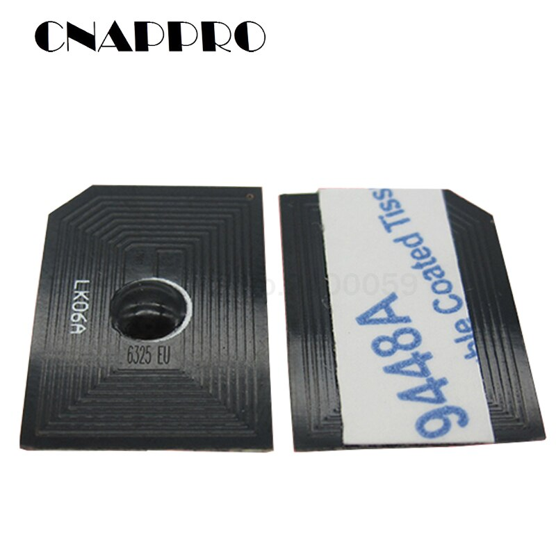4pcs/lot TK6329 TK-6329 TK 6329 toner cartridge chip for Kyocera Mita TASKlafa 4002i 4002 copier chips