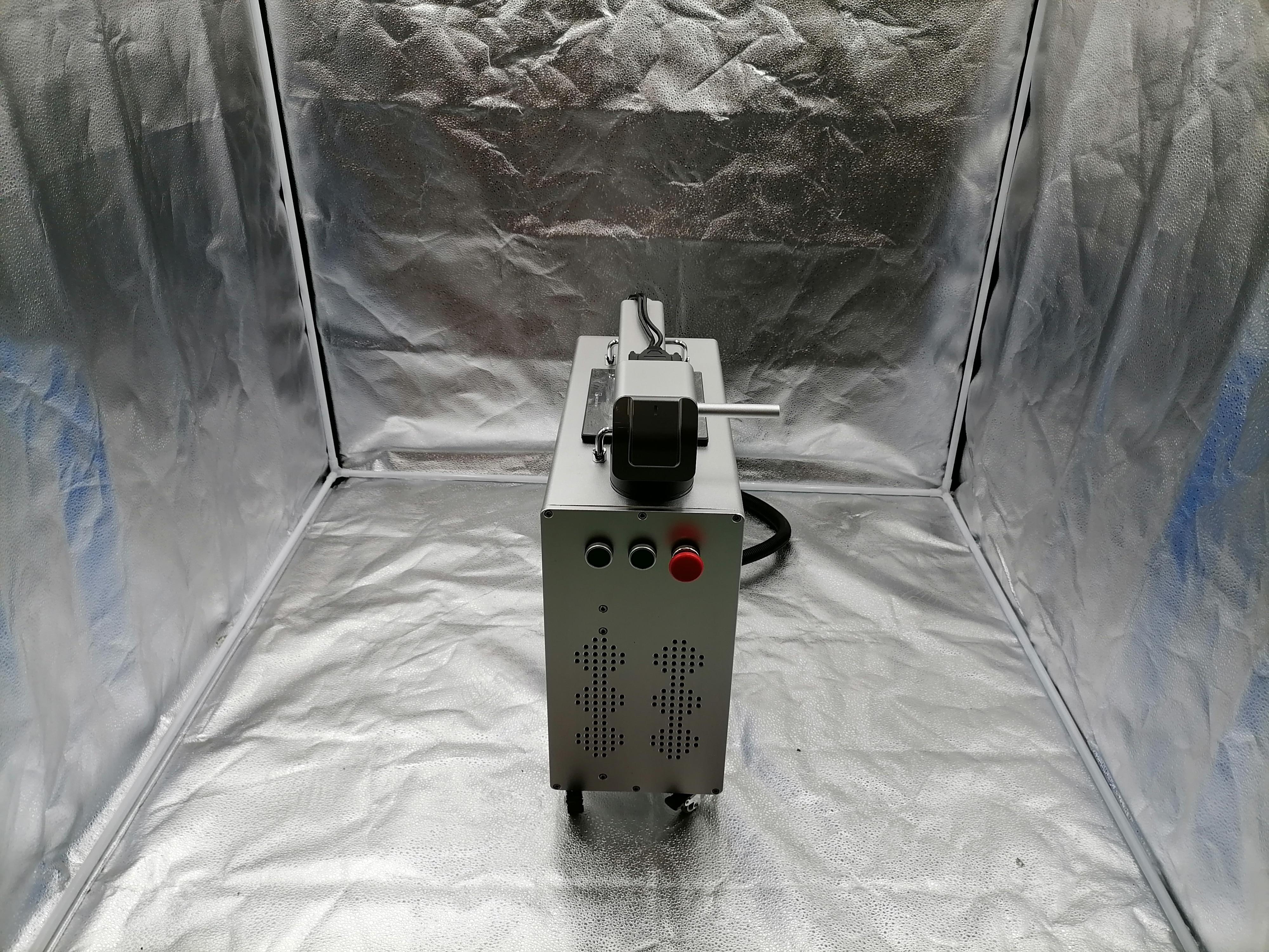 Лазерная Очистительная Машина 100 Вт, цена, лазерное удаление ржавчины 100 Вт, лазерный очиститель ржавчины для рюкзака