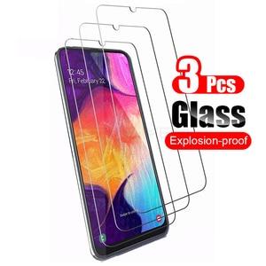 Закаленное защитное стекло 3 шт. для Samsung Galaxy Note 10 Lite S10e A50 A30S S10 Lite A51 A71 S20 FE M51 A31 A41 A21S A11 A01