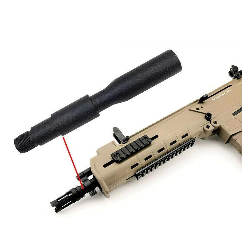 Tubo de barril exterior de Metal ZHENDUO Jinming Gen10 ACR para accesorios para pistola de juguete
