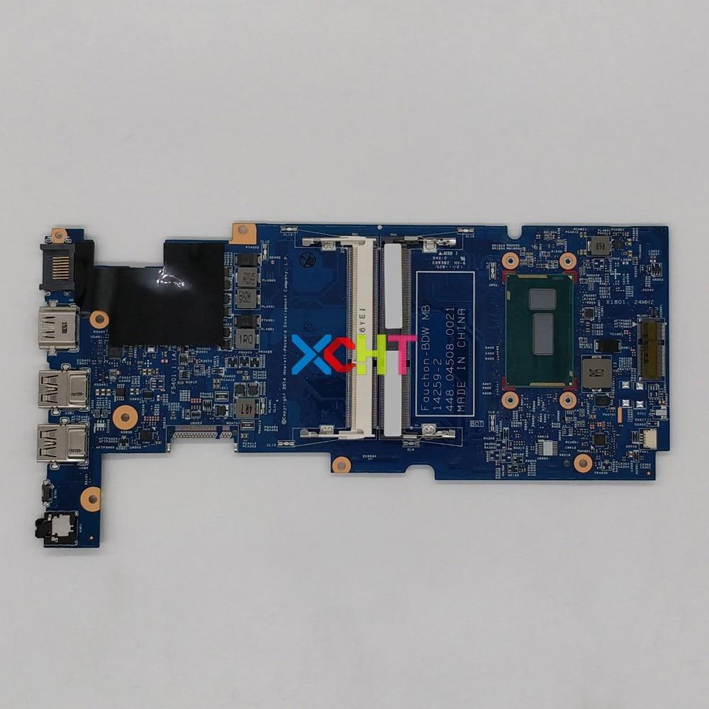 809840-501 809840-001 809840-601 UMA w i3-5010U وحدة المعالجة المركزية ل HP جناح x360 للتحويل 13-S سلسلة 13T-S000 PC اللوحة اختبار
