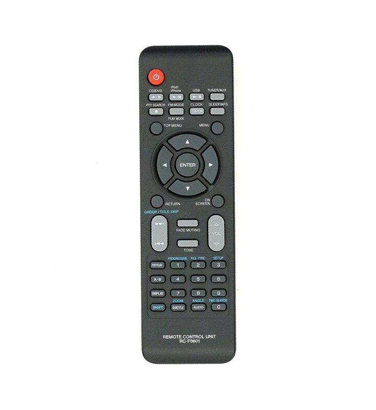 RC-F0601 nouveau Original pour Kenwood M-616DV télécommande Audio