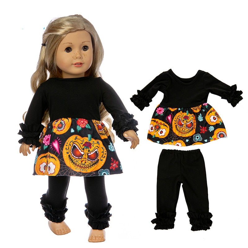 clothes for baby born dolls winter fur cloak coat windbreaker clothes for 18 inch doll outwear sets girl christmas dress doll clothes for baby dolls clothes Halloween clothes dress wear for 43cm baby new born doll coat pants baby girl gifts