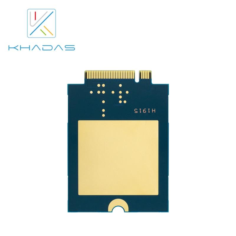 وحدة Quectel EM06 4G LTE, لتمديد Khadas M2X
