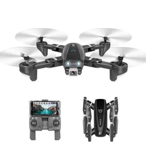 RCtown CSJ S167 GPS 2,4G WIFI FPV Drone con cámara 4K