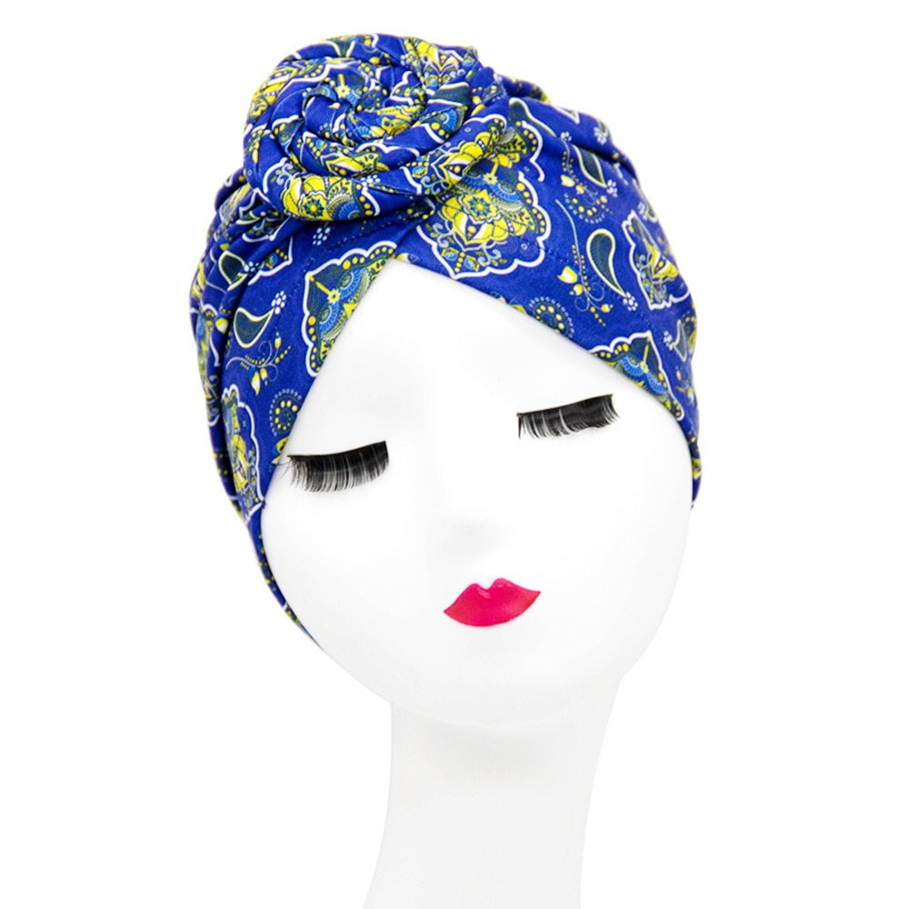 Фото - 2020 Women Donuts Turban Caps Chemo Hat Islamic Soft Cotton Headscarf Hijab Bonnet Female Headwraps Hair Accessories Muslim Cap new cotton twist women turban caps muslim printed hijab bonnet islamic african wrap indian hat ladies chemo cap bandanas