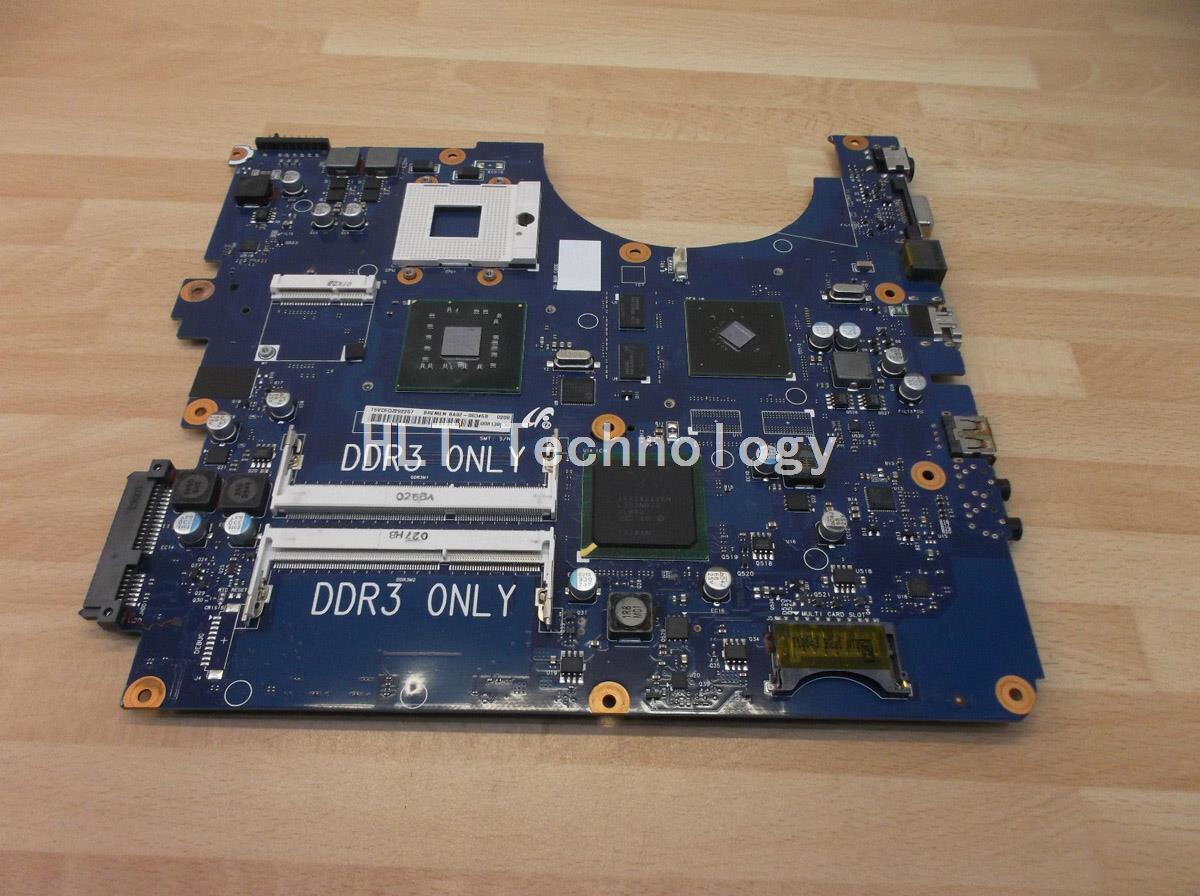 لسامسونج R530 BREMEN-L3 اللوحة الأم للجهاز المحمول HM55 DDR3 GT310 اللوحة الرئيسية 100% اختبارها بالكامل