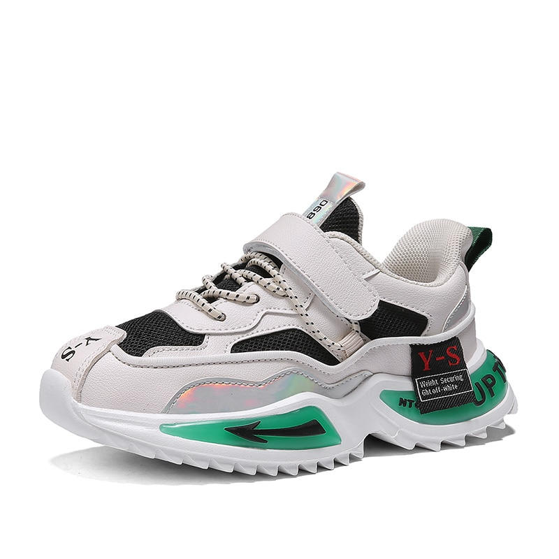 New Spring Kids Casual Shoes Comfortable High Quality Boys Sports Trainers Student School Runinng Sn
