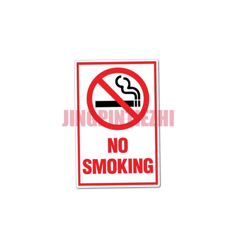 Индивидуальная Автомобильная наклейка, креативная забавная предупреждающая Автомобильная наклейка, наклейка для не курить, ПВХ 12-0998, автом...