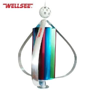 WS-WT300W تصنيع توربينات الرياح الرأسية لنظام الإضاءة الشمسية 12 فولت 24 فولت الطريق توربينات الرياح ماجليف مولد الرياح منخفضة الضوضاء