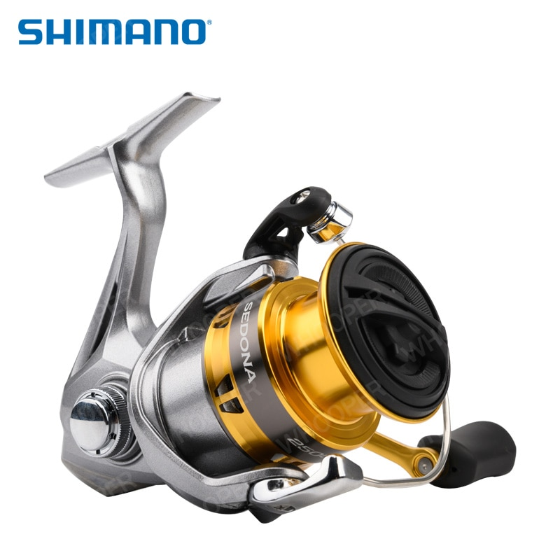 Shimano Carrete De Pesca Giratorio Sedona Original 1000 2500 2500hg C3000 C3000hg C 3000gh 4000 4000hg C5000hg 3 1bb Carretes De Pesca Aliexpress