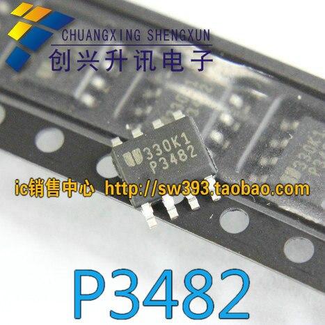 Ücretsiz teslimat. P3482 EUP3482DIR1 yeni orijinal DC-DC dönüştürücü SOP-8
