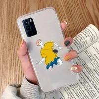 japan anime jujutsu kaisen phone case transparent for oppo reno 2 5 z pro gtneo realme q2 gt 11 findx 2 pro realmev 3 5 k7x