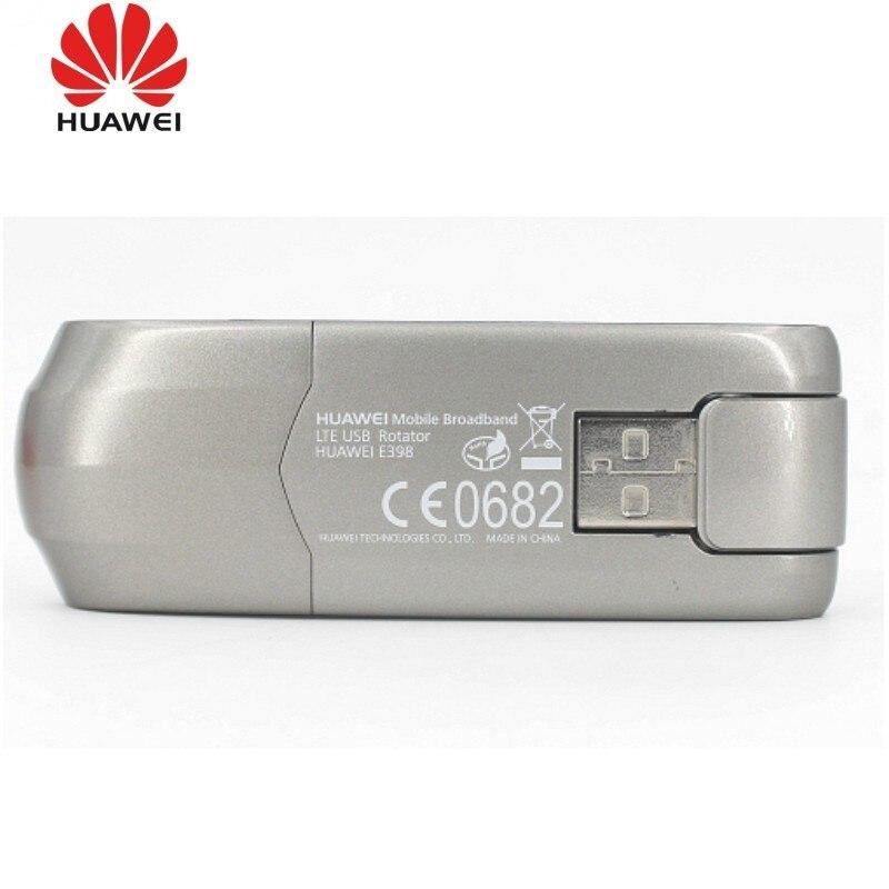 Unlock Original LTE 100Mbps 4G LTE Modem E398U-18 Support 900/2100/2600MHz Plus 4g antenna enlarge