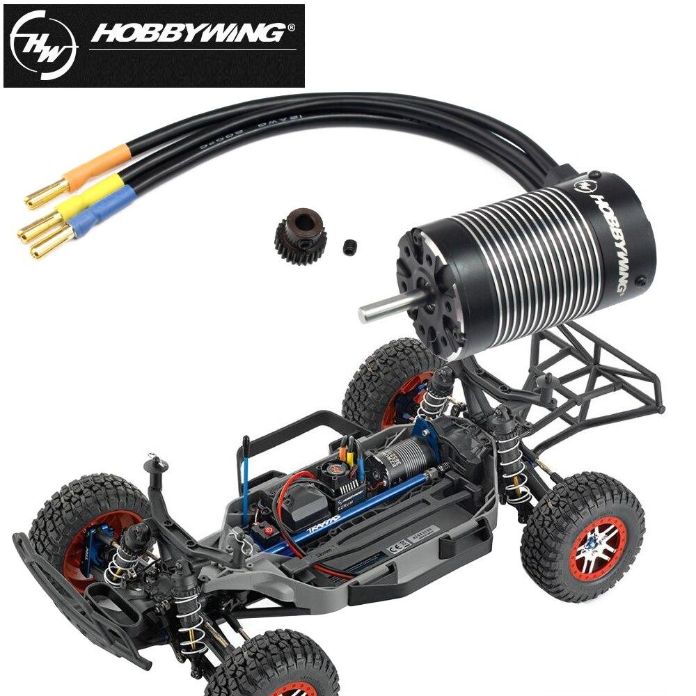 Motor teledirigido, controlador de velocidad sin escobillas Hobbywing EZRUN 3660 G2 Motor 4600KV/4000KV/3200KV para camión de coche 1/10