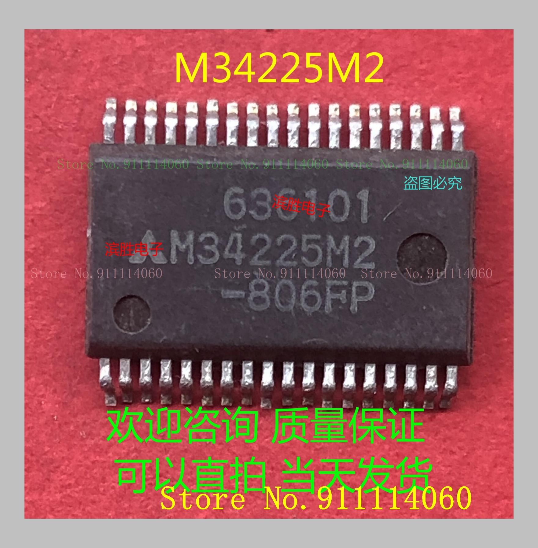 M34225M2 SSOP36
