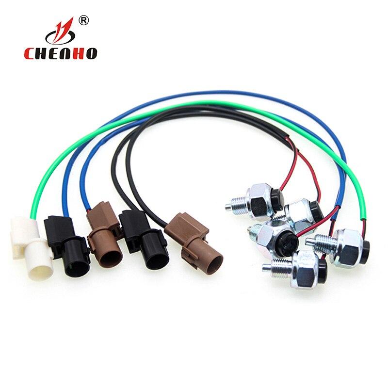 5pcs/lot new T/F Gearshift Position Switch For M-itsubishi Montero Pajero Shogun MR580151 MR580152 MR580153 MR580154 MR580155