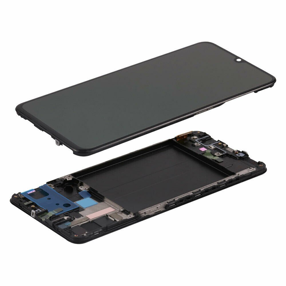 LCD Screen Display For Samsung Galaxy A70 A705 A705F A705FN/DS A705F/DS SM-A705GM/DS Touch Screen Digitizer Frame Assembly enlarge