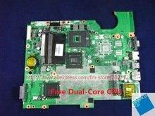 577997-001 carte mère CPU gratuite pour adaptateur HP G61 Compaq Presario CQ61