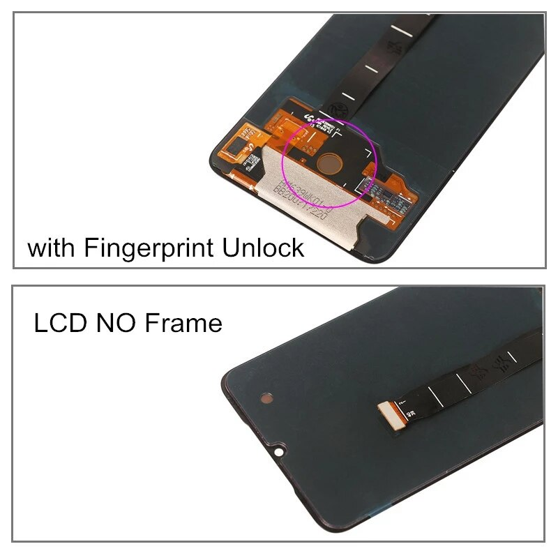 6.39'' OLED Screen For Xiaomi Mi 9 Pro LCD Display For Mi9 Pro Display With Frame Touch Screen UY Replacement M1908F1XE Assembly enlarge