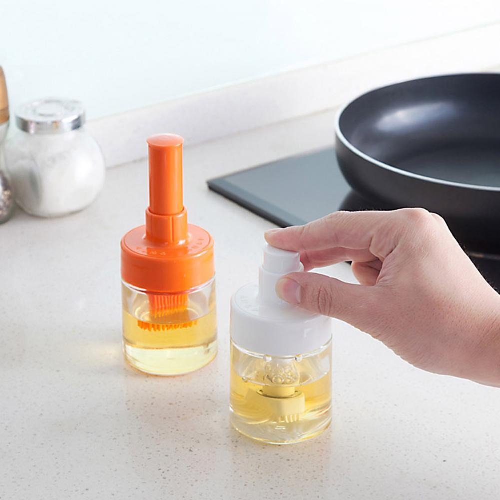 Cepillo portátil de silicona para cocina, utensilio de cocina resistente al calor,...