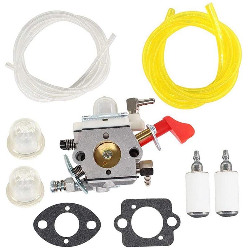 Карбюратор для Walbro Wt-668 Wt-997, детали для Rc HPI Baja 5B 5T 5SC LOSI 5IVE-T, карбюратор двигателя rc twin exhaust pipe red for losi 5ive t