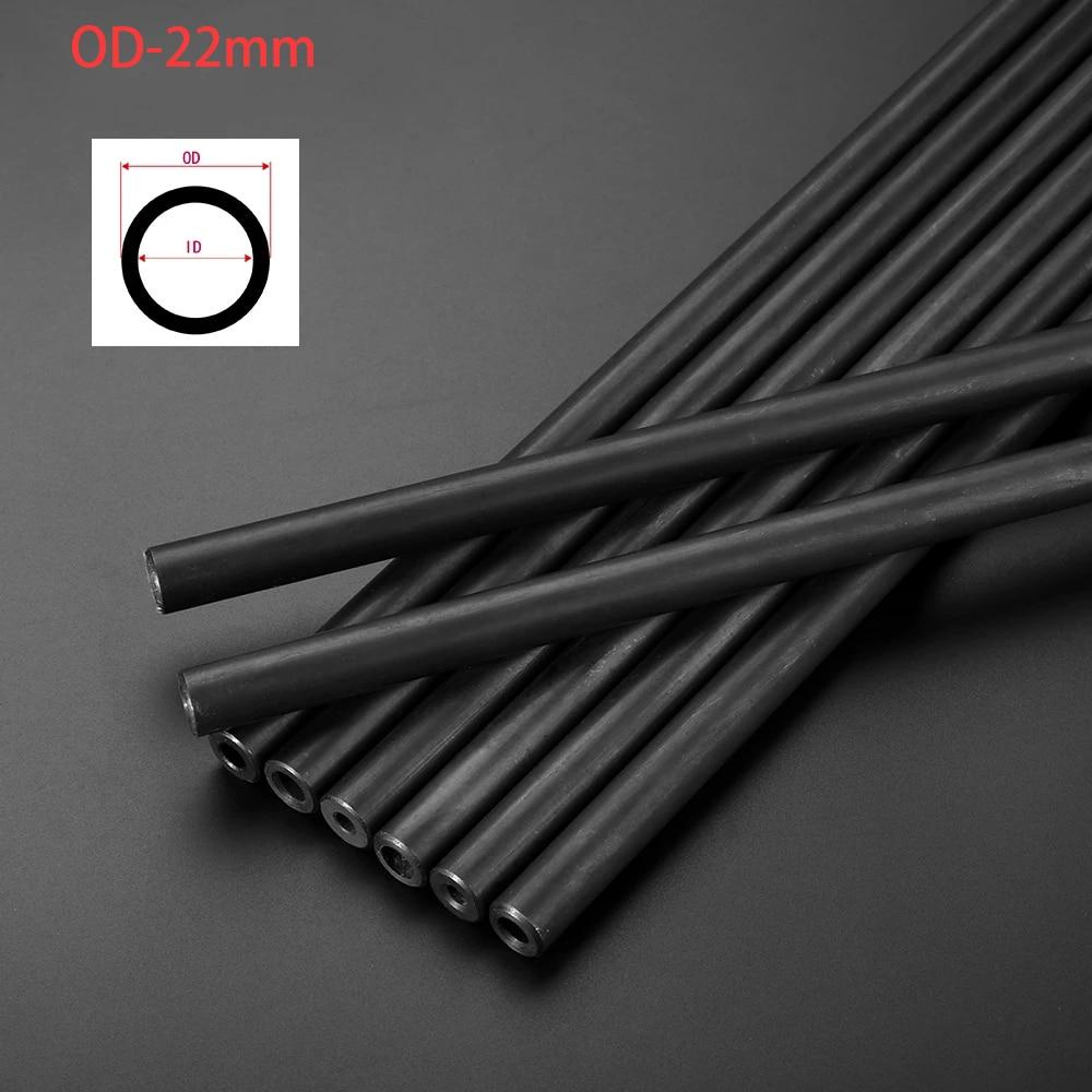 OD 22 мм прецизионные стальные трубы из гидравлического сплава без прогиба, детали для домашнего инструмента «сделай сам», бесшовная стальна...